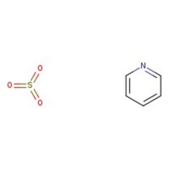 Sulfur trioxide pyridine complex, technical, 48-50% active SO3, ACROS Organics™ 2.5kg Sulfur trioxide pyridine complex, technical, 48-50% active SO3, ACROS Organics™
