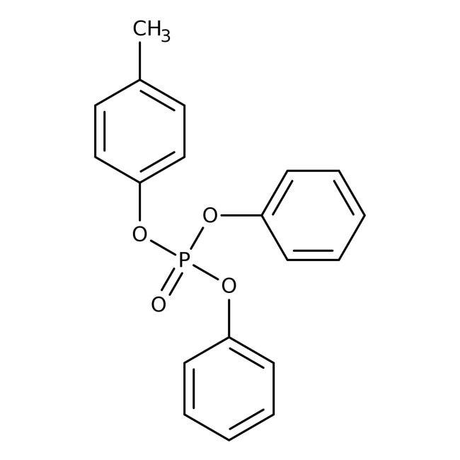 Alfa Aesar™Diphenylmethylphenylphosphat, Isomerengemisch, 94% 500ml Produkte