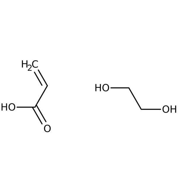 Alfa Aesar™Diacrylate de polyéthylène glycol, M.W. 3,400 250mg voir les résultats