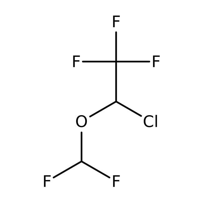 Alfa AesarTM 1 Chloro 222 Trifluoroethyl Difluoromethyl Ether 97