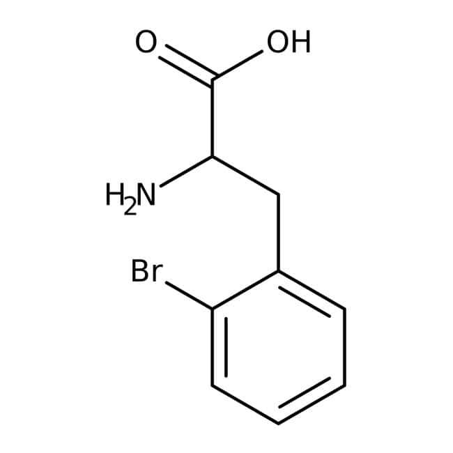 Alfa Aesar™2-Bromo-D-phenylalanine, 95%