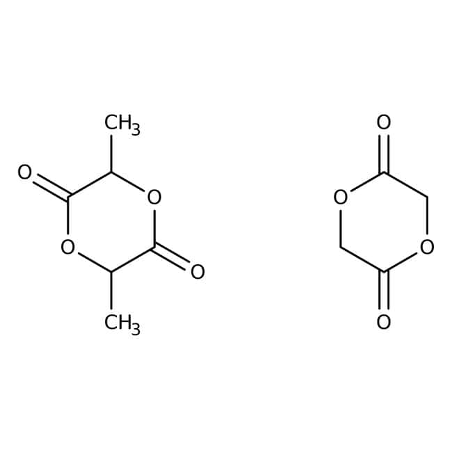 Poly(DL-lactide-co-glycolide), 50:50 lactide glycolide, M.N. 5,000 to 10,000 Da, ACROS Organics™