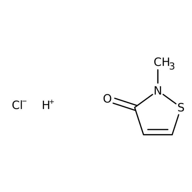 2-Methyl-4-isothiazolin-3-one, 50% aqueous solution, Acros Organics