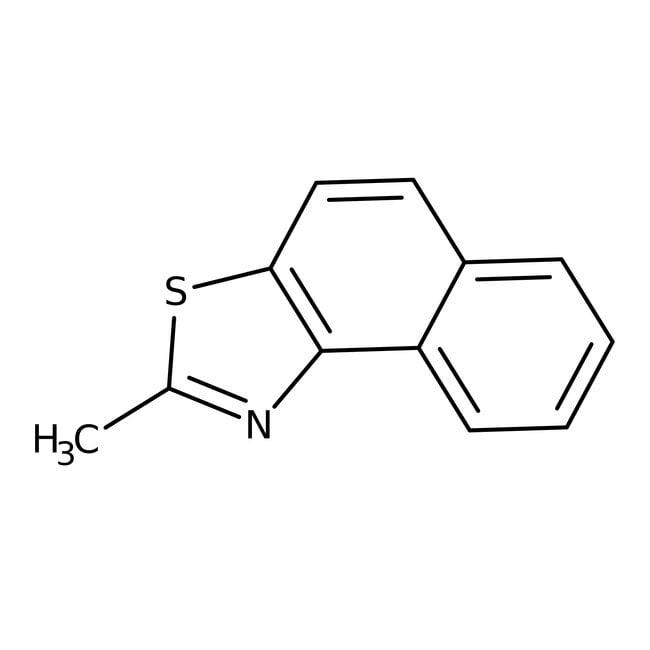 2-Methylnaphtho[1,2-d]thiazole 98.0+%, TCI America™