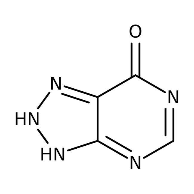 8-Azahypoxanthine, 98%, ACROS Organics