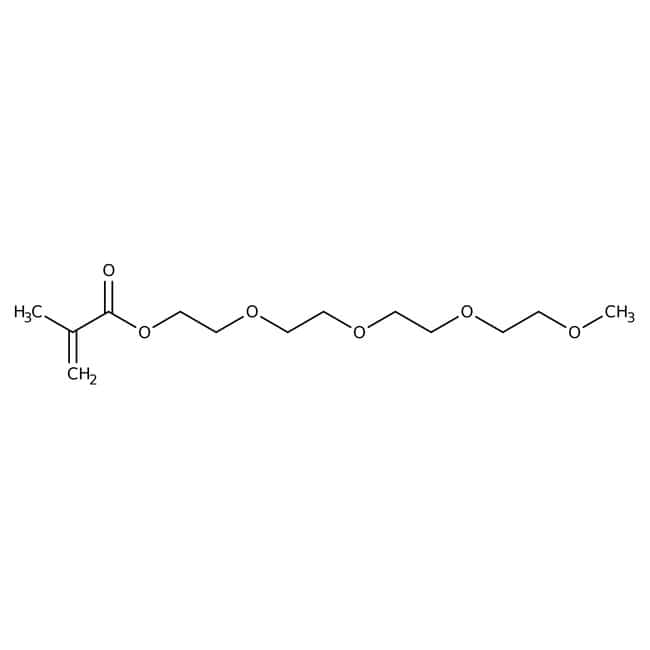 Alfa Aesar™Polyethylene glycol methyl ether methacrylate, M.W. 5,000 250mg Alfa Aesar™Polyethylene glycol methyl ether methacrylate, M.W. 5,000