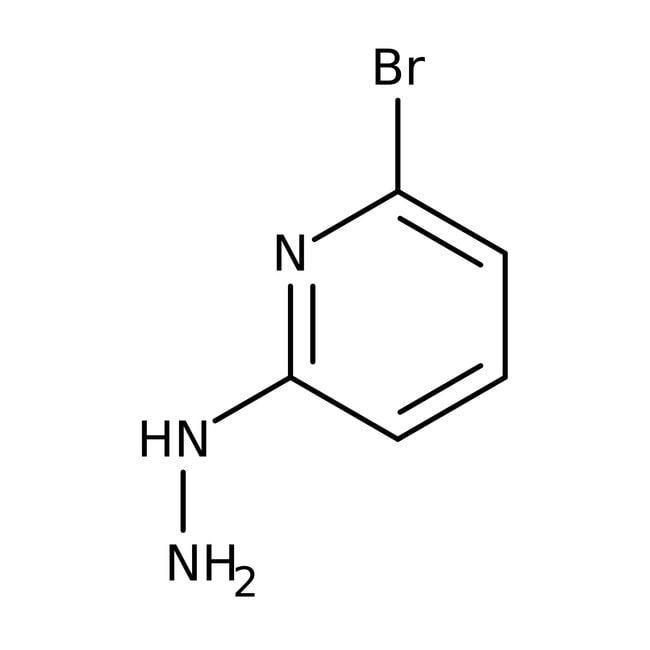 Alfa Aesar  2-Bromo-6-hydrazinopyridine, 98%