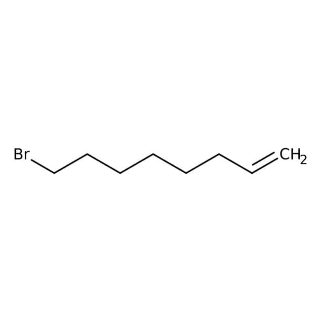 Alfa Aesar™8-Bromo-1-octene, 97% 1g Alfa Aesar™8-Bromo-1-octene, 97%