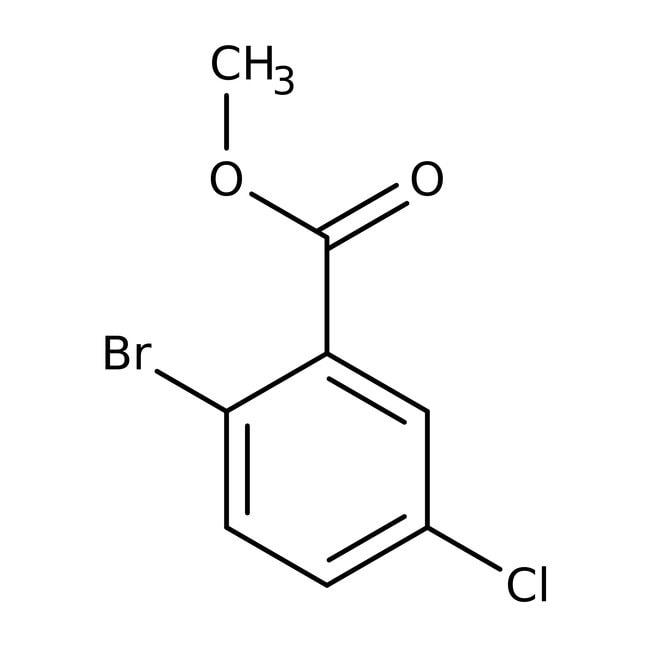 Methyl 2-Bromo-5-chlorobenzoate 98.0+%, TCI America™