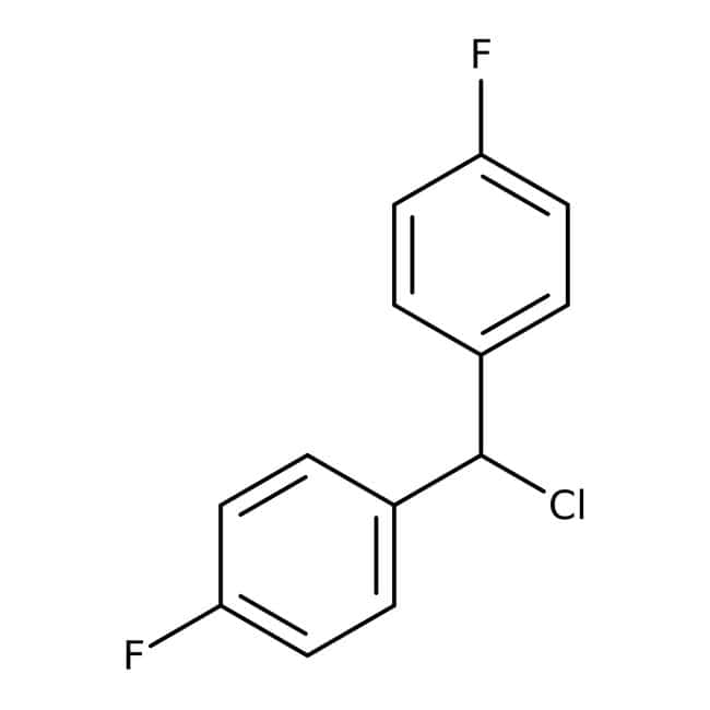 Chloro bis-(4-fluorophenyl)methane, 98%, ACROS Organics™