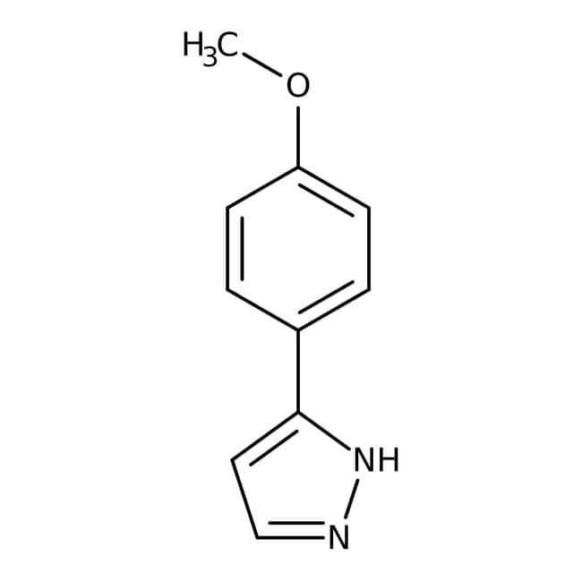 3-(4-Methoxyphenyl)pyrazole, 98%, Acros Organics