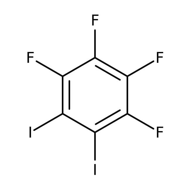 1,2-Diiodotetrafluorobenzene, 99%, ACROS Organics™ 5g prodotti trovati