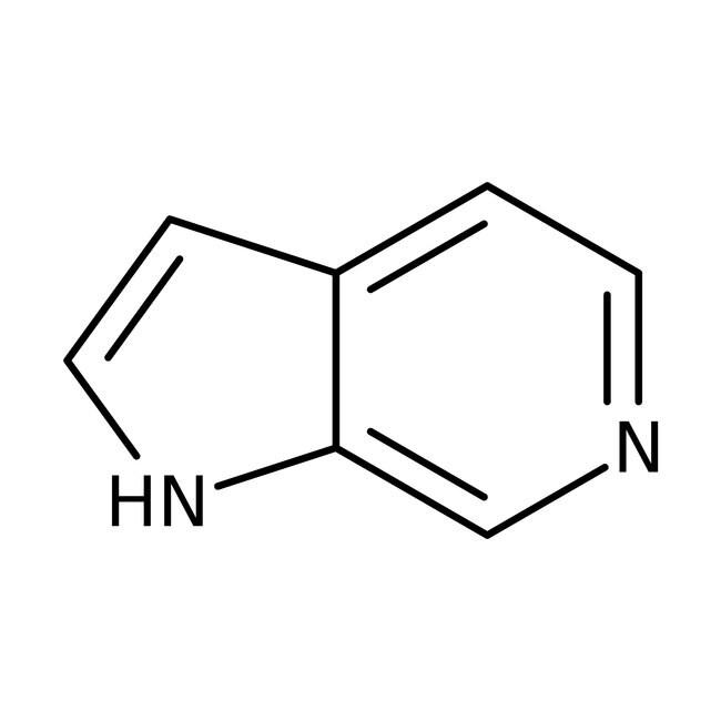 Alfa Aesar™6-Azaindole, ≥98% 5g Alfa Aesar™6-Azaindole, ≥98%