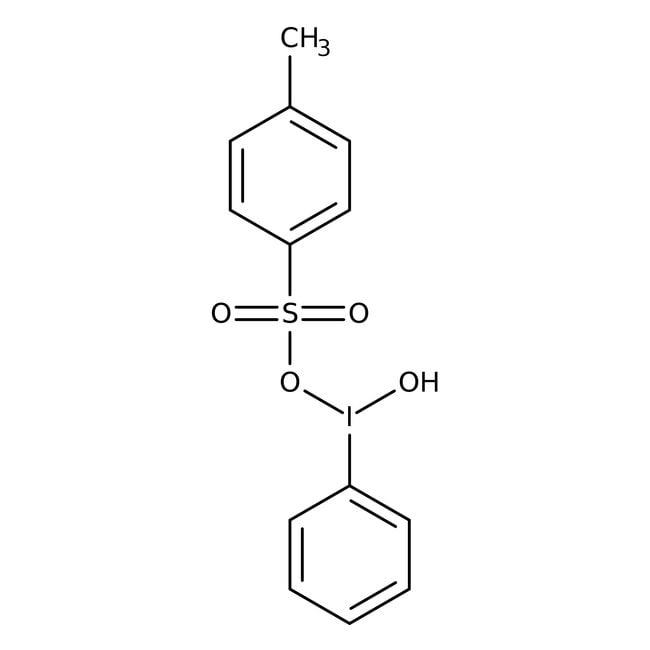 [Hydroxy(tosyloxy)iodo]benzene, 97 %, Acros Organics