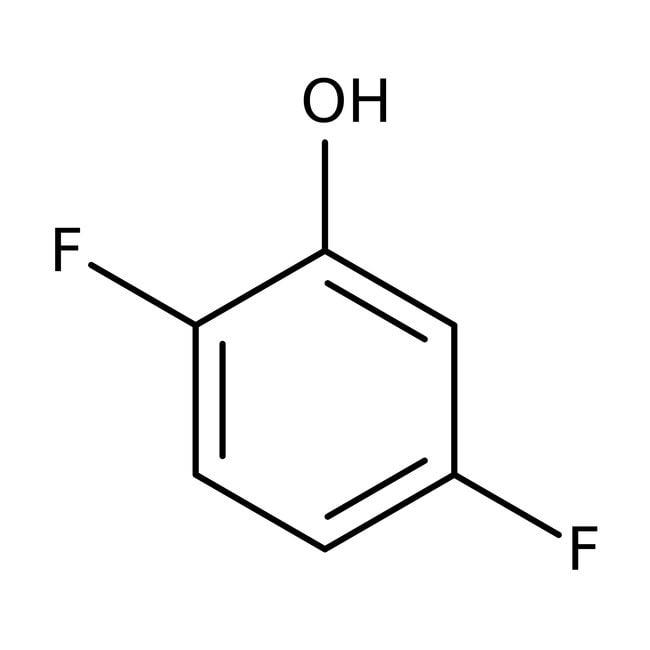 Alfa Aesar™2,5-Difluorophenol, 97% 5g Alfa Aesar™2,5-Difluorophenol, 97%