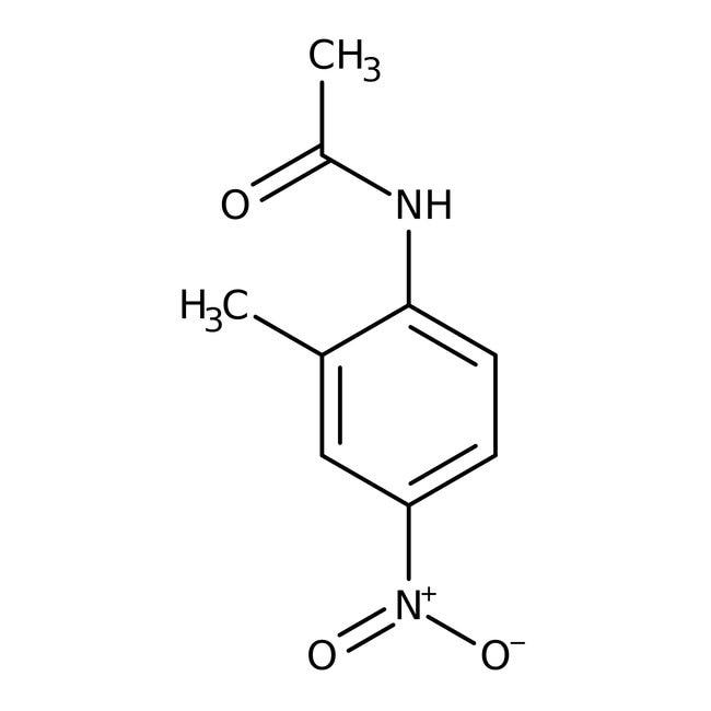 Alfa Aesar™2'-Methyl-4'-nitroacetanilide, 97%