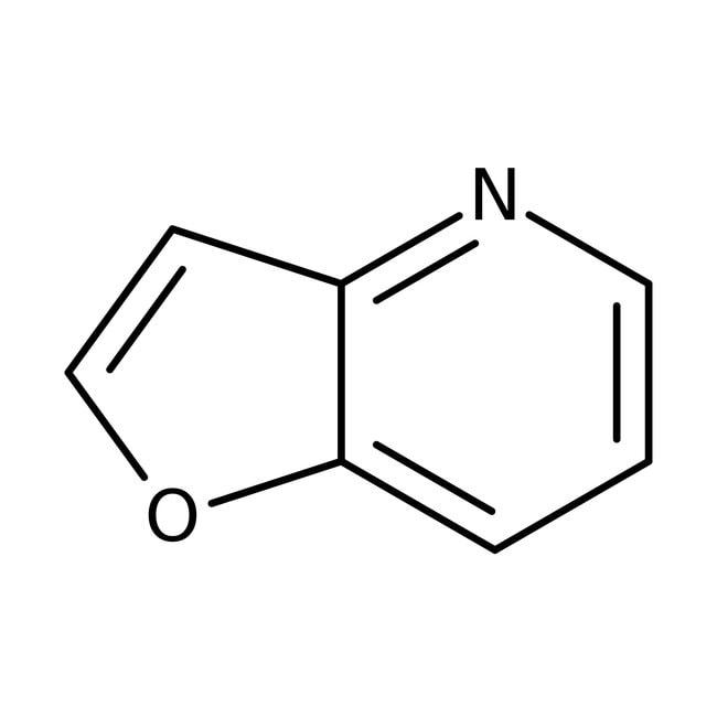 Furo-[3,2-b]-pyridin, 98%, Alfa Aesar™ 1g Furo-[3,2-b]-pyridin, 98%, Alfa Aesar™