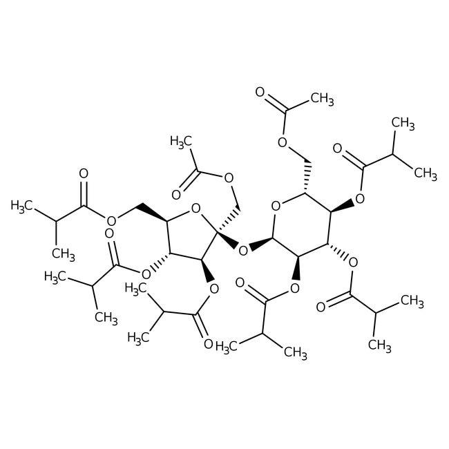 Alfa Aesar™Sucrose diacetate hexaisobutyrate 250g Alfa Aesar™Sucrose diacetate hexaisobutyrate