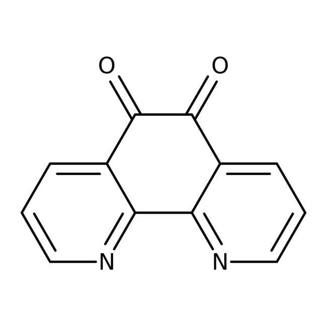 Alfa Aesar™1,10-Phenanthroline-5,6-dione, 98%