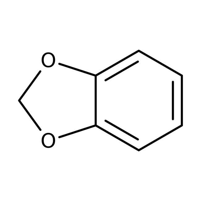 1,3-benzodioxole, 99%, ACROSOrganics™ 50g; flacon en verre 1,3-benzodioxole, 99%, ACROSOrganics™