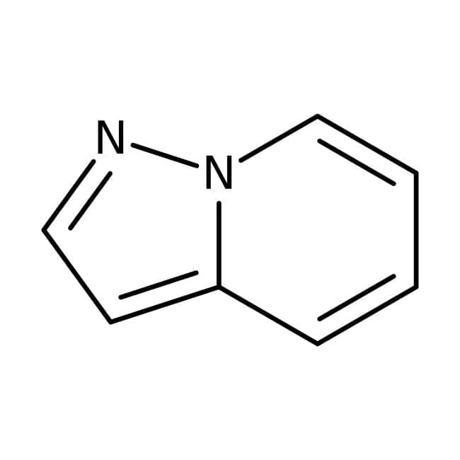 Pyrazolo[1,5-a]pyridine, 97%, Alfa Aesar™ 1g Pyrazolo[1,5-a]pyridine, 97%, Alfa Aesar™
