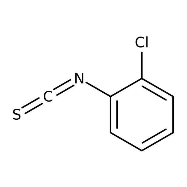 2-Chlorophenyl isothiocyanate, 99%, ACROS Organics™