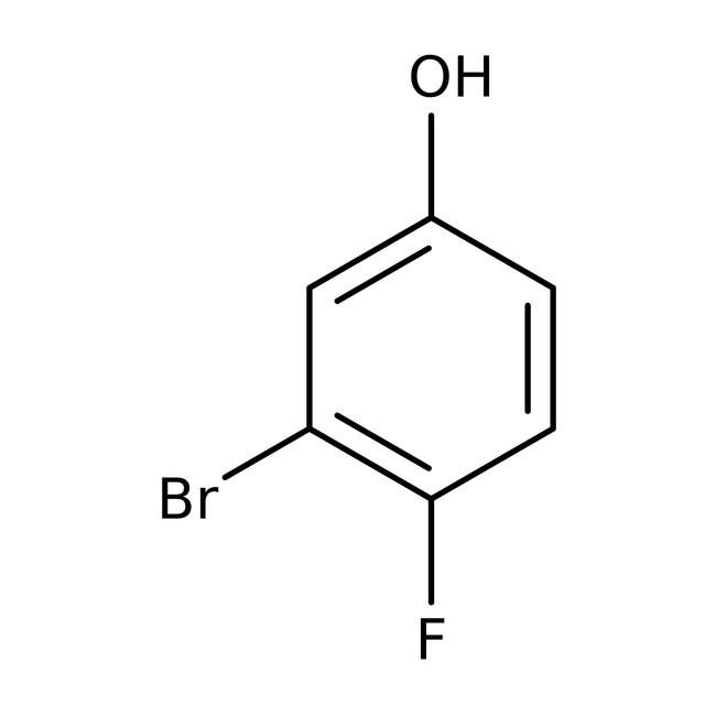 Alfa Aesar™3-Bromo-4-fluorophenol, 98%