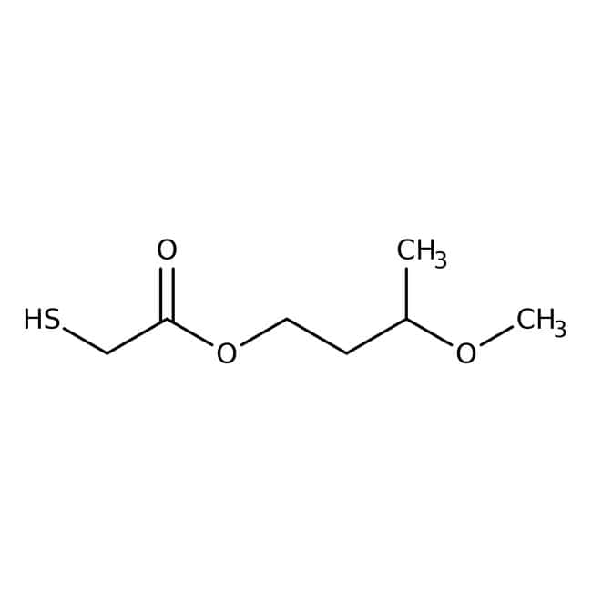 3-Methoxybutyl Thioglycolate 97.0+%, TCI America™