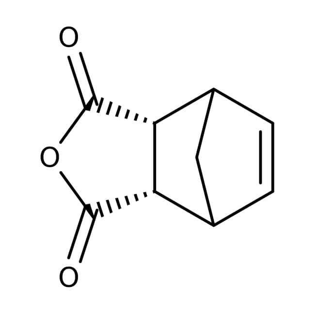 Alfa Aesar™cis-5-Norbornene-exo-2,3-dicarboxylic anhydride, 95%
