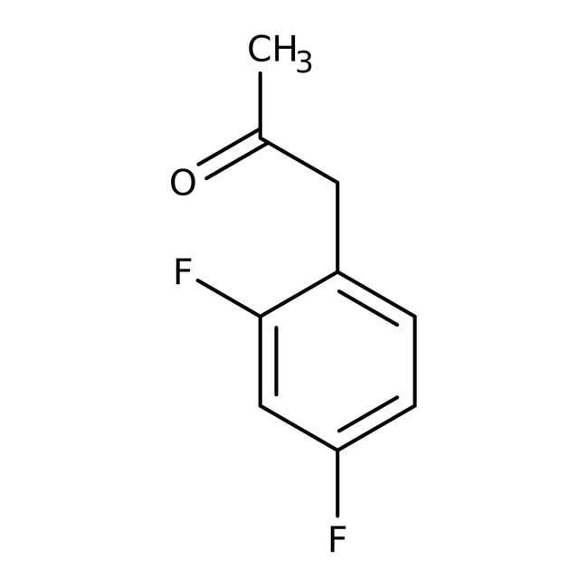 2,4-Difluorophenylacetone, 98%, ACROS Organics