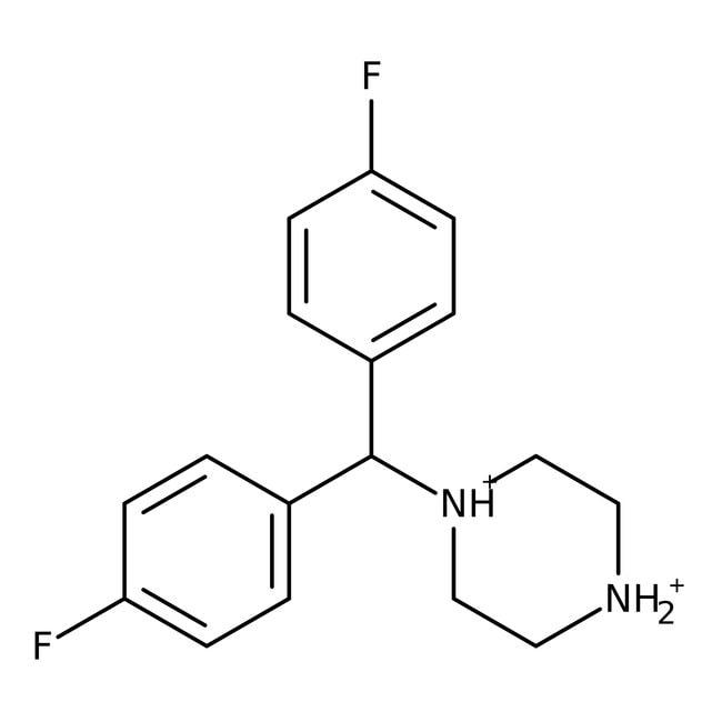1-[Bis(4-fluorophenyl)methyl]piperazine, 97%, Alfa Aesar™