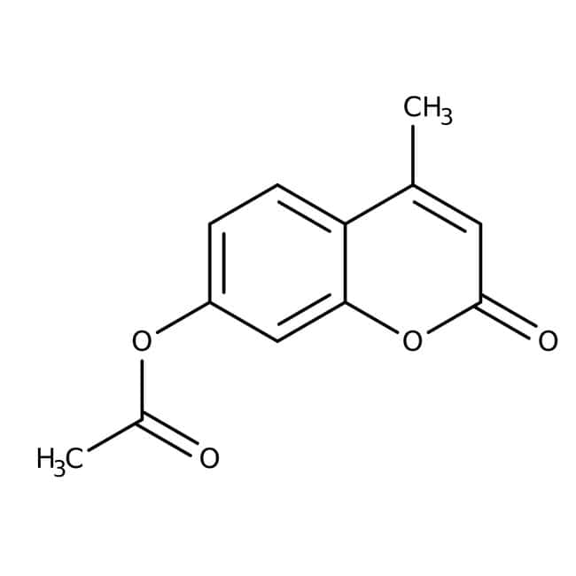 7-Acetoxy-4-methylcoumarin 98.0 %, TCI America