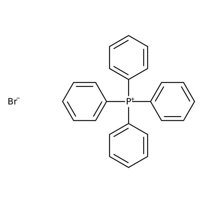 Tetraphenylphosphonium bromide, 99%, ACROS Organics™