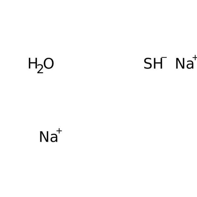 Honeywell™ Sodium Sulfide Hydrate, Honeywell™ 250G GLASS BOTTLE