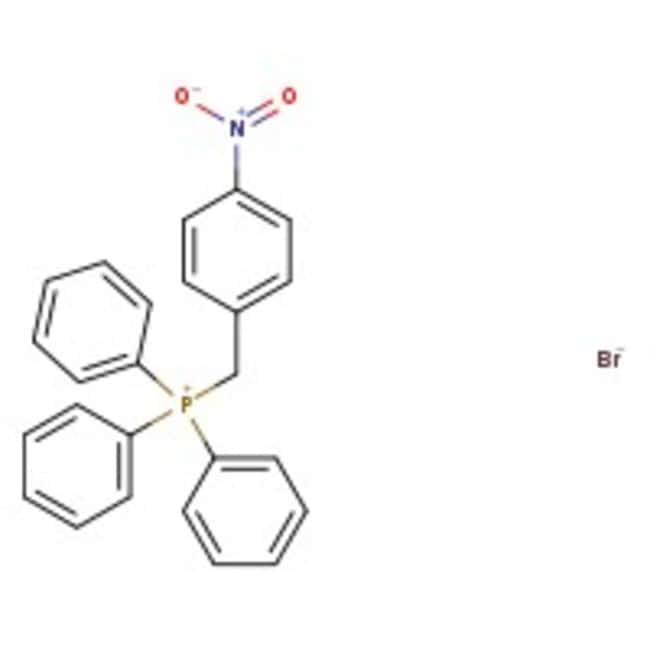 4-Nitrobenzyl triphenylphosphonium bromide, 97%, Acros Organics