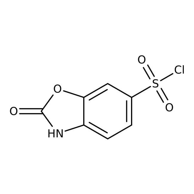 2-oxo-2,3-dihydro-1,3-benzoxazole-6-sulfonyl chloride, 95%, Maybridge™