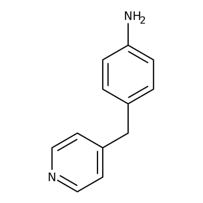 4-(4-Pyridylmethyl)aniline, 97%, Maybridge™