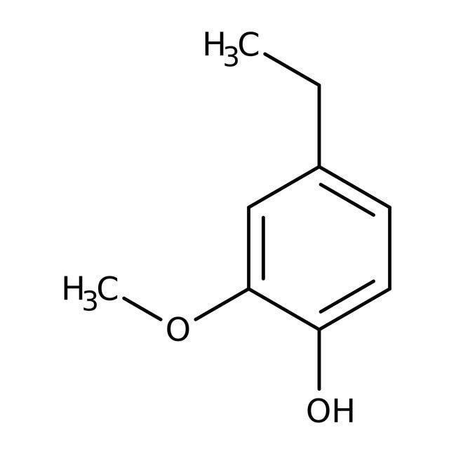 4-Ethyl-2-methoxyphenol, 98%, ACROS Organics