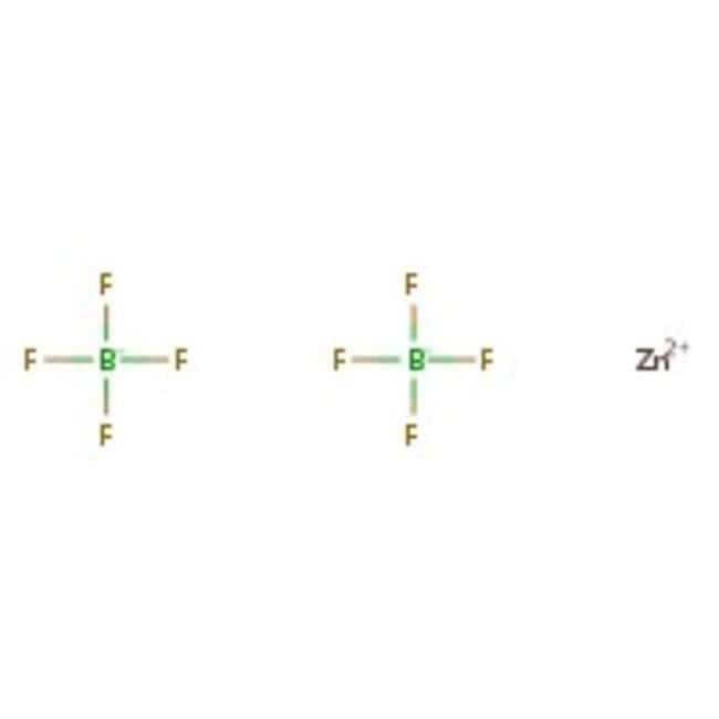 Zinc Tetrafluoroborate Hydrate, Zn <18%, Alfa Aesar™ 50g Zinc Tetrafluoroborate Hydrate, Zn <18%, Alfa Aesar™