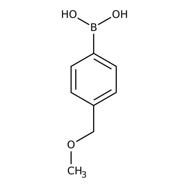 Alfa Aesar™4-(Methoxymethyl)benzeneboronic acid, 97% 5g Alfa Aesar™4-(Methoxymethyl)benzeneboronic acid, 97%