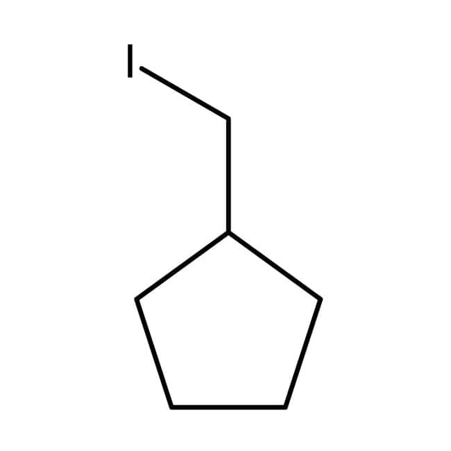 Iodomethylcyclopentan, 98%, stabilisiert, ACROS Organics™: Other Inorganic Compounds Chemicals
