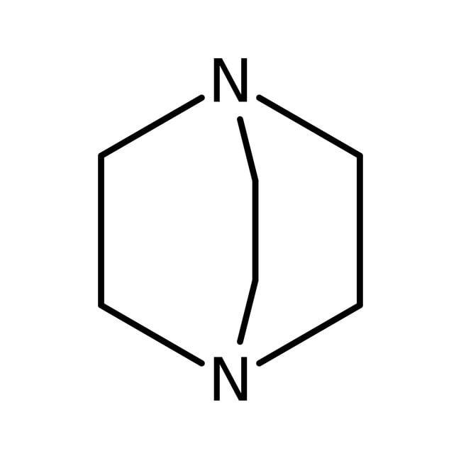 1,4-Diazabicyclo[2.2.2]octane, 97%, Acros Organics 500g 1,4-Diazabicyclo[2.2.2]octane, 97%, Acros Organics