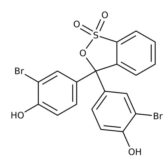 Bromophenol Red, Spectrum