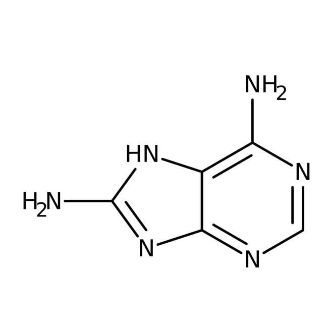8-Aminoadenine, Tocris Bioscience™ 10mg 8-Aminoadenine, Tocris Bioscience™