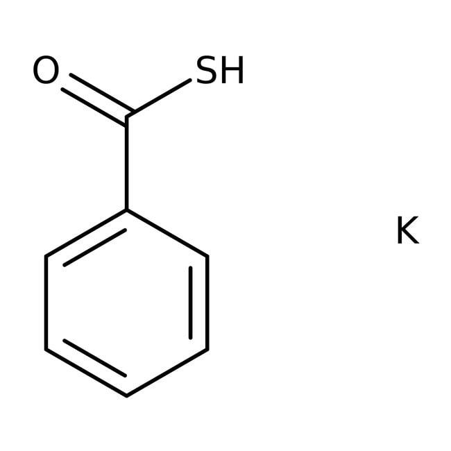 Alfa Aesar™Kaliumthiobenzoat, 95% 250mg Alfa Aesar™Kaliumthiobenzoat, 95%