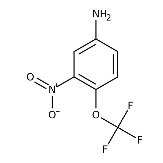 Alfa Aesar™3-Nitro-4-(trifluoromethoxy)aniline, 95%