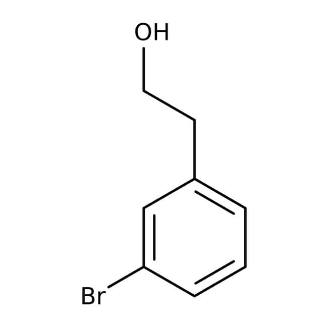 3-Bromophenethyl alcohol, 97%, ACROS Organics™ 5g; Glass bottle 3-Bromophenethyl alcohol, 97%, ACROS Organics™