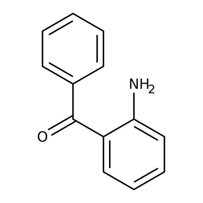 Alfa Aesar™2-Aminobenzophenone, 98% 10g Alfa Aesar™2-Aminobenzophenone, 98%