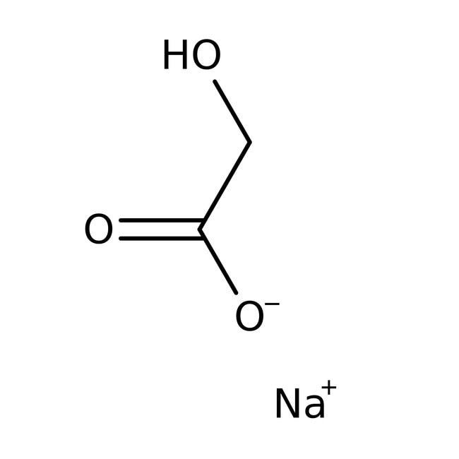 Sodium glycolate, 97%, ACROS Organics