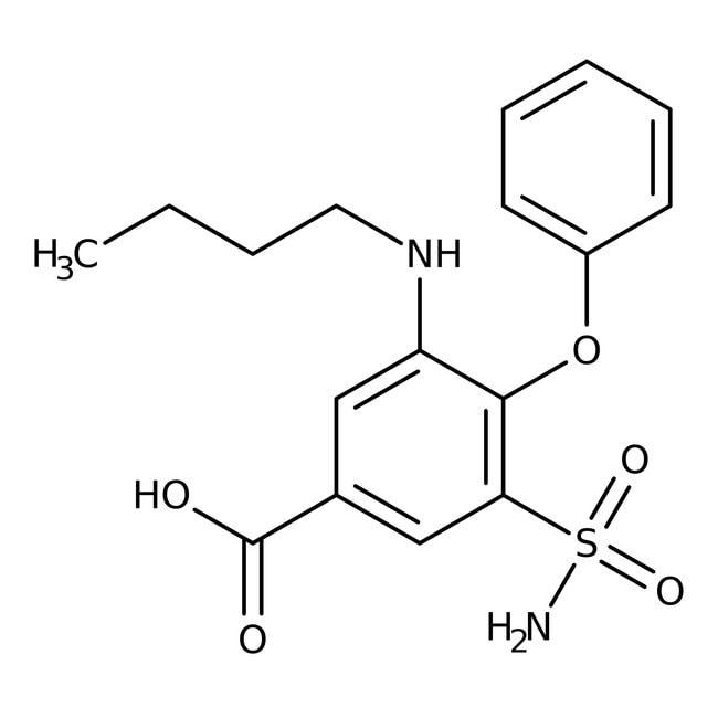 Alfa Aesar  Bumetanide, 98+%